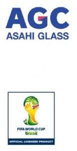 AGC Asahi Glass diventa licenziataria del marchio 2014 FIFA World Cup™ 1