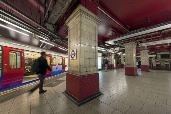 FILA Surface Care Solutions per la pulizia della metropolitana di Londra