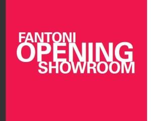 Fantoni apre a Roma un nuovo showroom