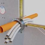 AF COLLAR: collari antifuoco per tubazioni combustibili