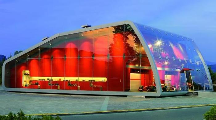 Ferrari factory store