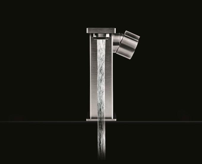 Fir Italia – Collezione rubinetteria Stainless Steel