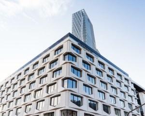 Rigore accogliente per il nuovo Flare of Frankfurt