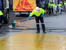 Sicurezza e affidabilità con le guaine liquide Sikalastic®