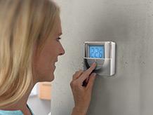 Uponor Smatrix per il riscaldamento e raffrescamento radiante