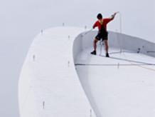 Ristrutturazione tetti con guaine liquide Sika (LAM) Sikalastic®