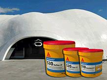 Sika: Nuova Gamma di Membrane Liquide Impermeabilizzanti Sikalastic®
