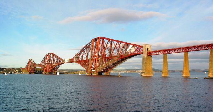 Forth Bridge, Scozia