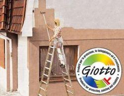 GIOTTO – LINEA DI PRODOTTI PER LA PROTEZIONE, LA TINTEGGIATURA ED IL RIVESTIMENTO