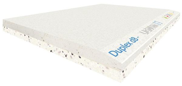 Pannello accoppiato GYPSOTECH® DUPLEX dB-LIGNUM