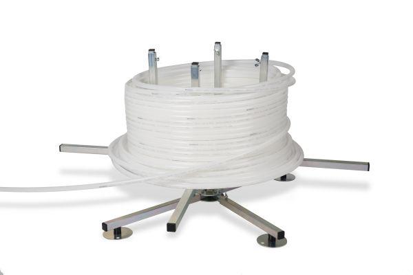 Monotubo Volex di Geberit per la realizzazione di impianti a panelli radianti