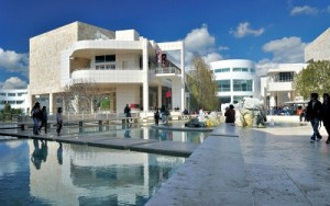 Il Getty Center a Los Angeles
