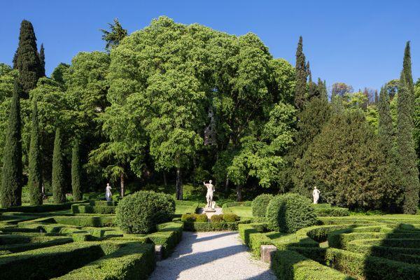 Parco Giardino Giusti a Verona, finalista del Parco Più Bello 2019