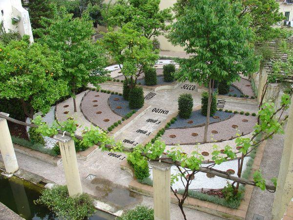 Giardino della Minerva -finalista concorso  il Parco Più Bello 2019