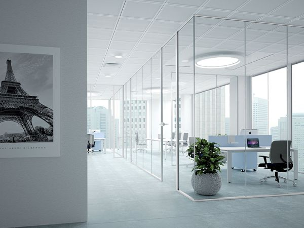 Nuovo sistema METRA Glass Partition