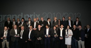 Premiati a CityLife i vincitori del Grand Prix 2010-2012