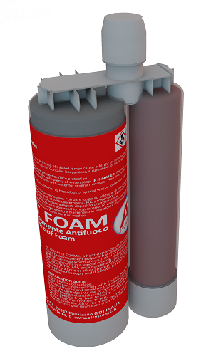 Graphit foam
