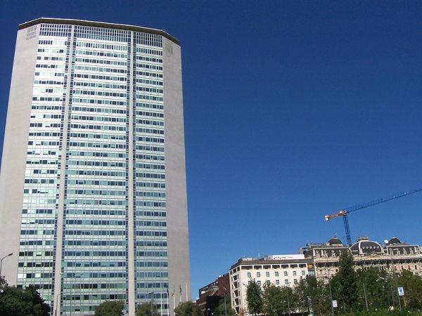 Grattacielo Pirelli a Milano
