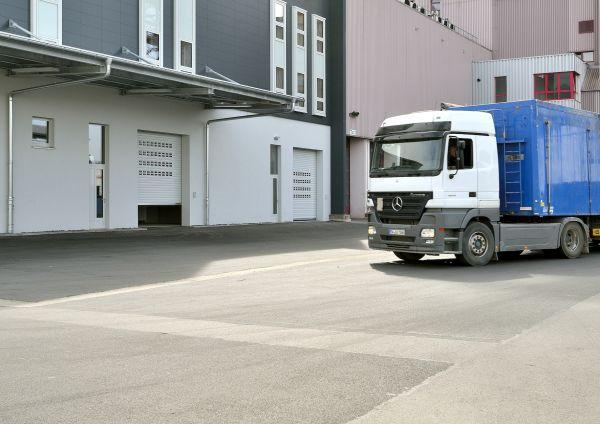 Le serrande avvolgibili Hörmann per la Centrale Elettrica GKS Schweinfurt