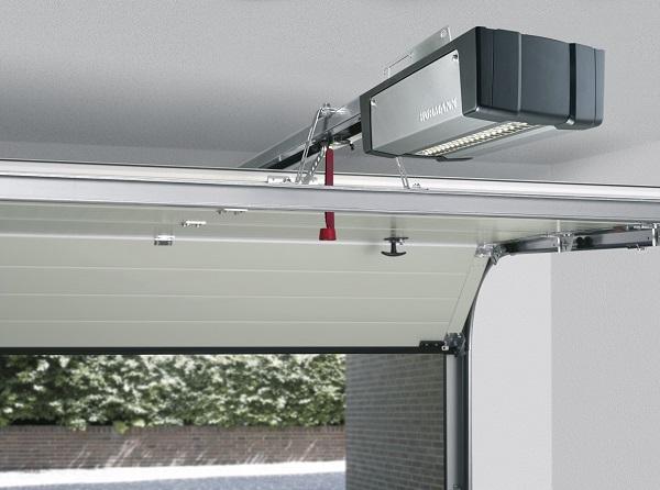 Sistema di ventilazione automatica Hormann