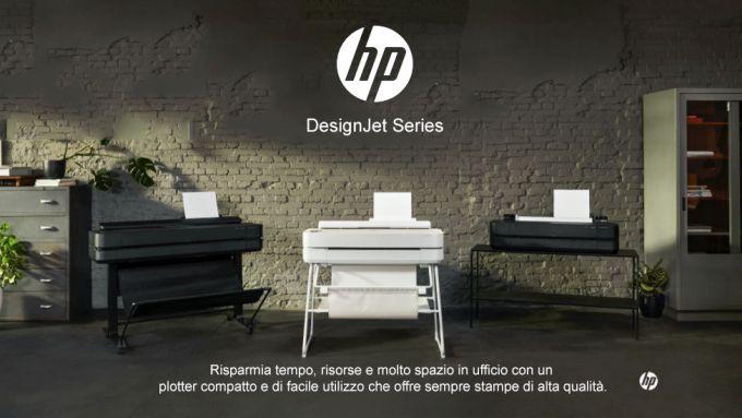 HP DesignJet Studio, il plotter per i professionisti del design e della creatività