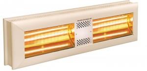Riscaldatori a parete o a soffitto Helios Radiant IRK mod.HP2