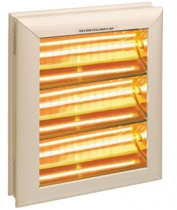 Riscaldatori a parete o a soffitto Helios Radiant IRK mod. HPV3