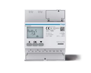 Misurare l'energia in modo smart con i contatori Hager Bocchiotti