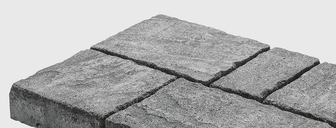 Masselli e lastre nella finitura History - Effetto pietra antica