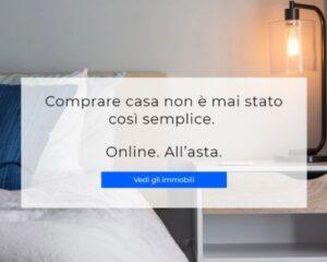 Aste online per acquistare casa
