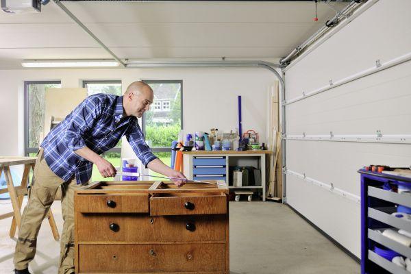 La nuova vita del garage, spazio da vivere