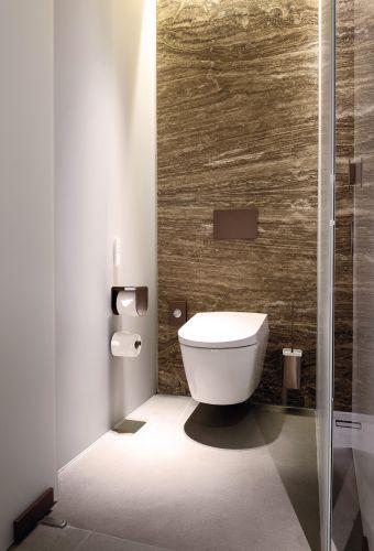 Geberit AquaClean per i bagni dell'hotel Il-Sereno, Torno, Como
