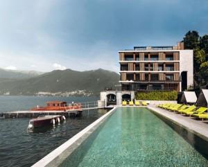 Geberit per l'hotel di lusso Il Sereno a Como