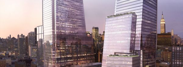 30 Hudson Yards a New York