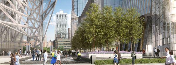Hudson Yards a New York,il più grande progetto di edilizia privata della storia del Paese
