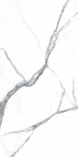 Al Cersaie 2018 la Collezione I Naturali finitura Statuario Altissimo  - Laminam