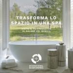 Progetta un bagno ispirato alla spa e vinci il Salone!