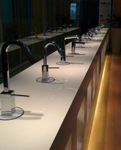 Dietro un rubinetto, c'è il mondo Nobili 9