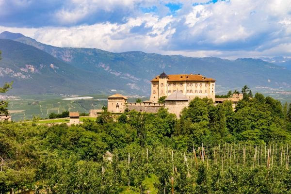 Castel Thun, l'intervento di Impertek per la salvaguardia di un edificio storico