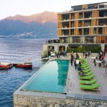 Supporti PEDESTAL LINE per l'hotel extra-lusso firmato Urquiola