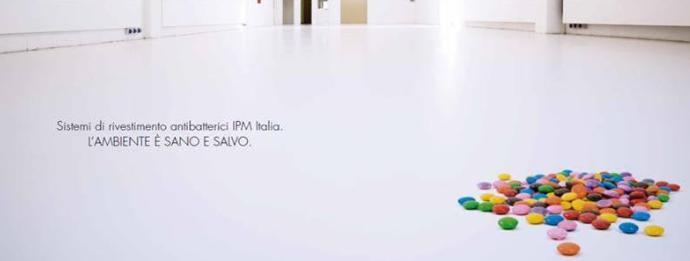 IPM SANIX, sanificazione delle superfici in resina