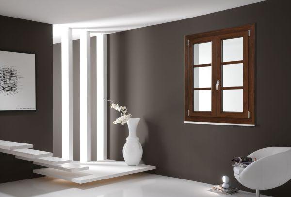 Finestra in pvc isoltek - Cerniere per finestre ...