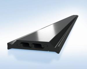 Nuovo profilo anti dilatazione per le porte in metallo