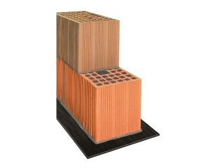 Normablok Più Taglio Termico: blocco isolante per realizzare tagli termici