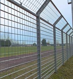 STADION – RECINZIONE IN GRIGLIATO