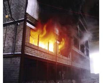 Progettazione in caso di incendio secondo normativa