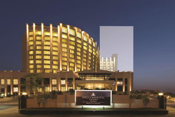 Tecnostrutture per la sopraelevazione di un hotel a New Delhi