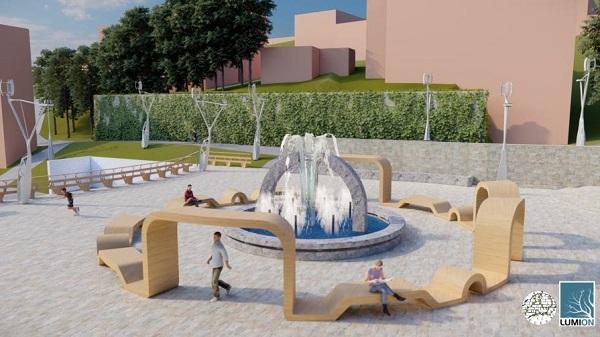 Progetto della nuova Piazza Brigata Julia
