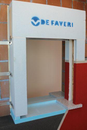 Monoblocco Inquadra Frangisole di De Faveri