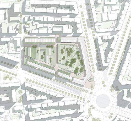 Lo studio Iotti + Paravani si aggiudica il progetto Federal Building Torino